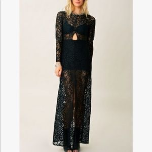 NWOT For Love & Lemons New York City Maxi